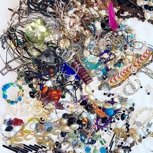 4 pound Jewelry Craft Lot